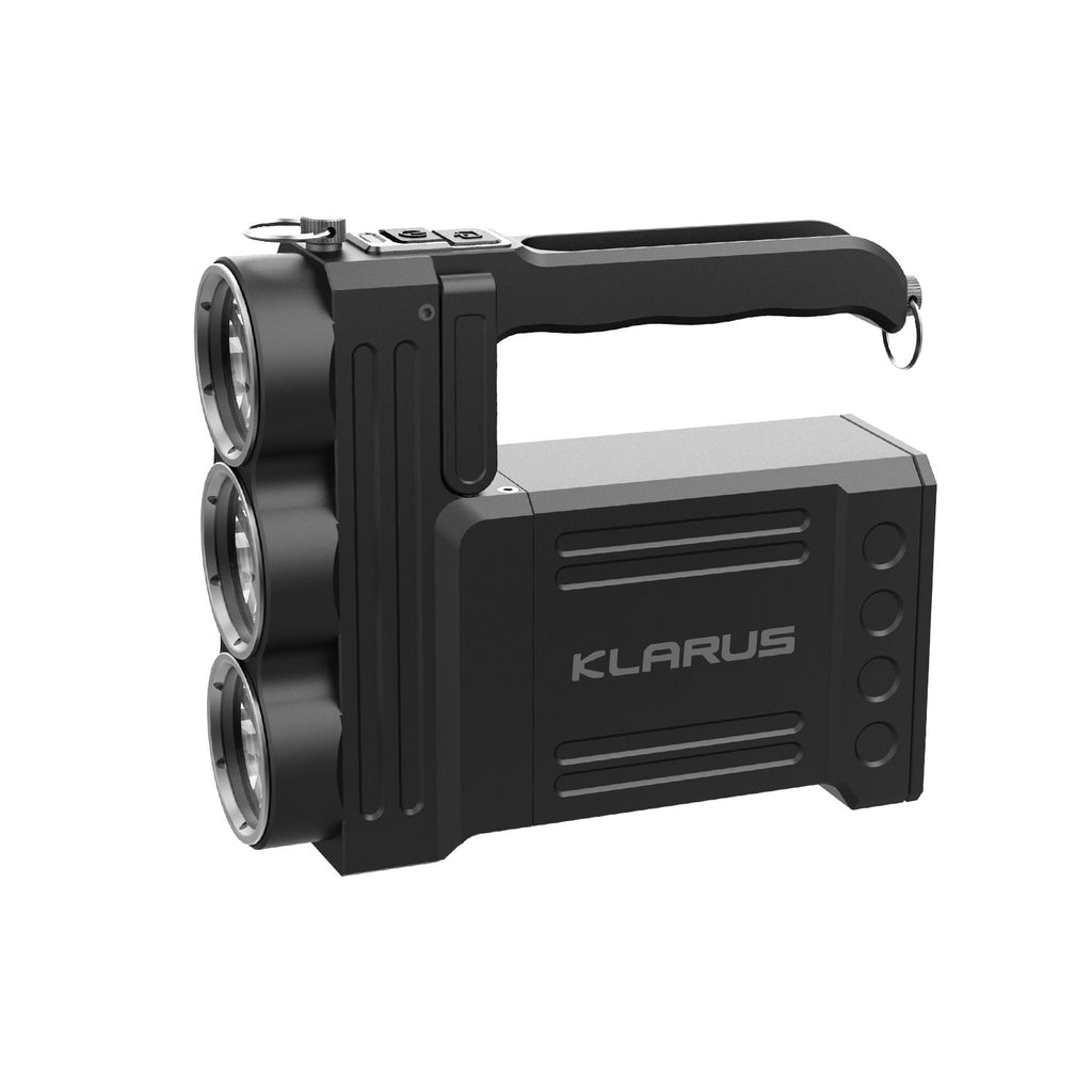 Klarus RS80GT CREE XHP70.2 P2 10000LM Premium Upgraded Rechargeable Flashlight (SG plug)