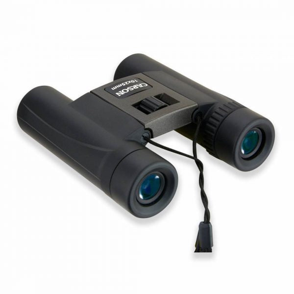Carson Trailmaxx 10x25 Compact Binoculars with Case HT-822