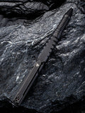 WE Knife Company TP-02D Black Titanium Bolt-Action Tactical Pen