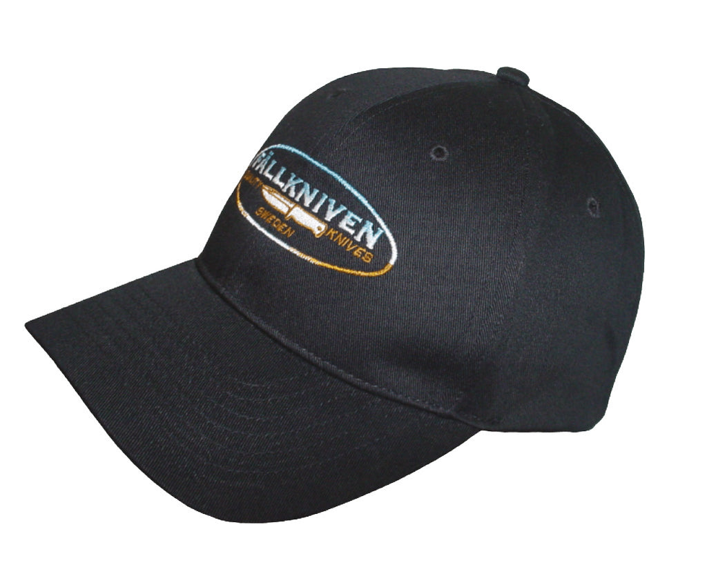 Fallkniven Cap with Embroided Logo and Velcro Adjustment