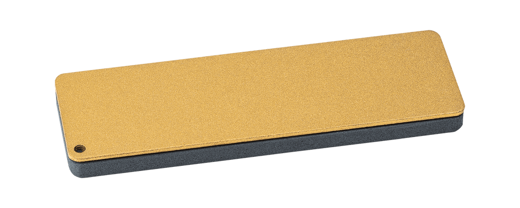 Fallkniven DC4 Diamond / Ceramic Whetstone 32x100mm with Leather Strop Pouch