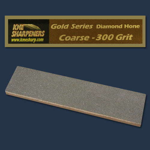 KME Gold Series Coarse Diamond Hone 300 Grit