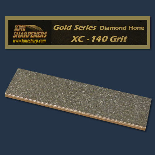 KME Gold Series X-Coarse Diamond Hone 140 Grit
