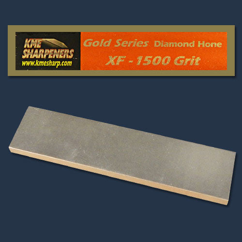 KME Gold Series X-Fine Diamond Hone 1500 Grit