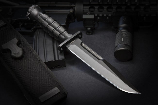 "Extrema Ratio Mk 2.1 7"" N690 Fixed Blade Knife with MOLLE Sheath"