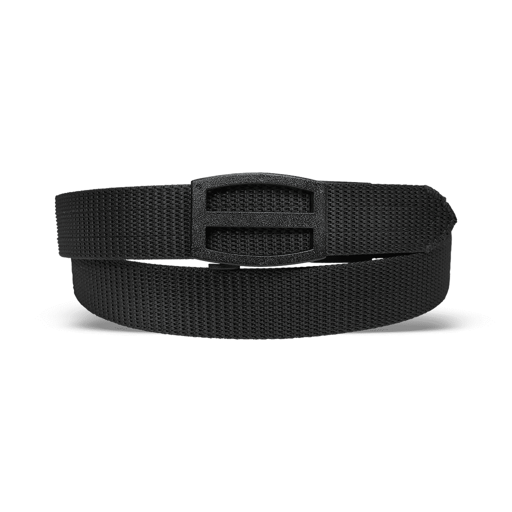 Blade-Tech Ultimate Carry Belt Black Nylon - One Size Racheting Buckle