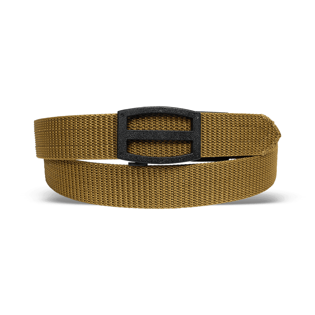 Blade-Tech Ultimate Carry Belt Coyote Brown Nylon - One Size Racheting Buckle