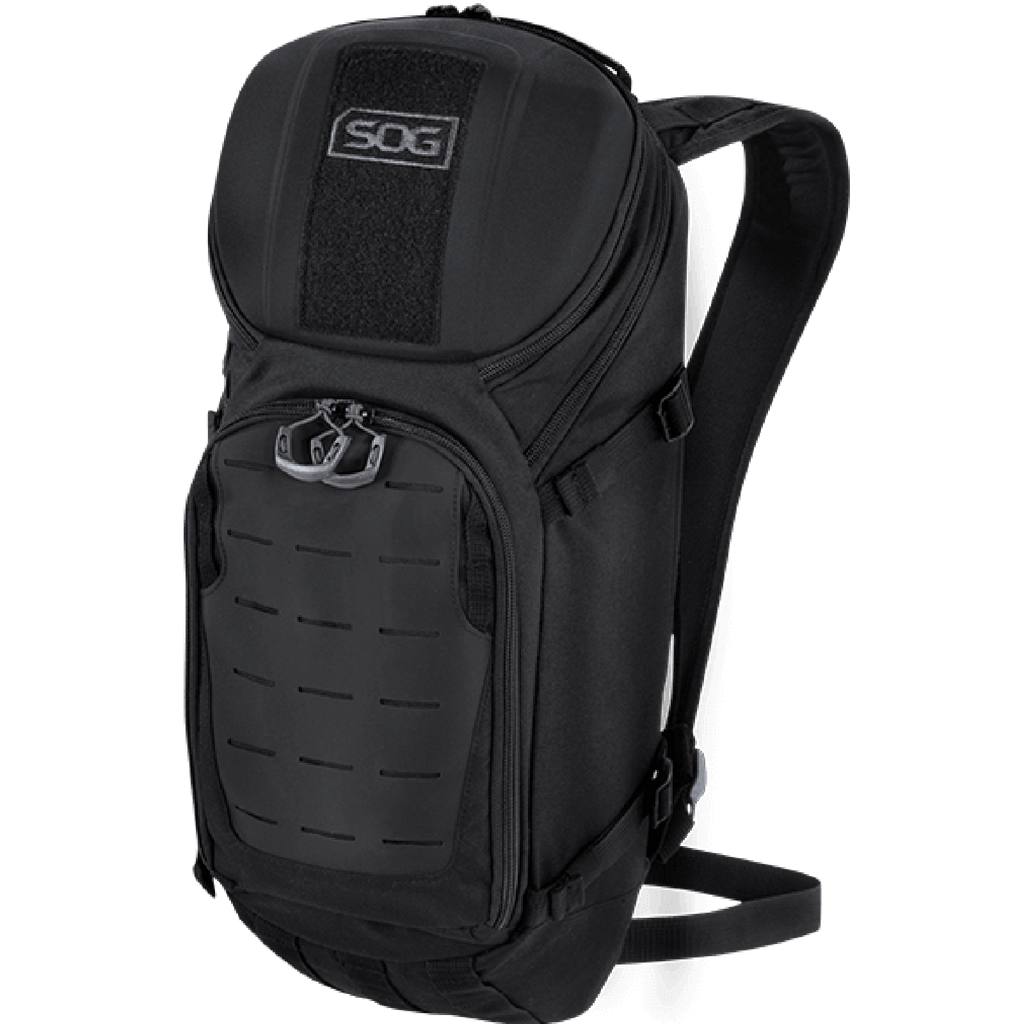 SOG Ranger 12L Black MOLLE Backpack CP1002B