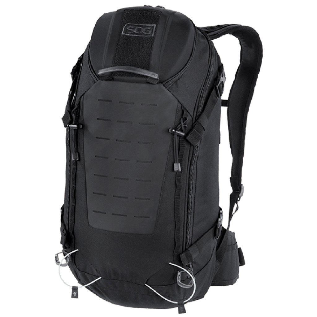 SOG Scout 24L Black MOLLE Backpack CP1004B