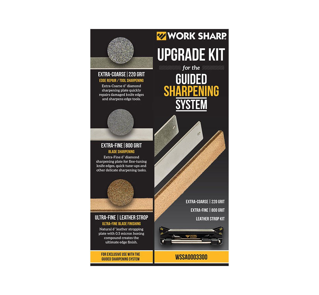 Work Sharp Guided Sharpening System Upgrade Kit for WSGSS - WSSA0003300