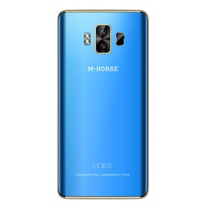 15788269271 M - HORSE Pure 1 4G Phablet 5.7 inch Android 7.0 MTK6737 Quad Core 1.3GHz  3GB RAM 32GB ROM Dual Rear Cameras Fingerprint Scanner