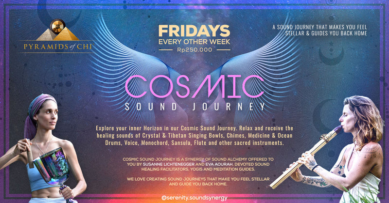 New event - Cosmic Sound Journey