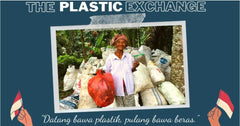 COVID-19 has inspired the ridding of PLASTIC in Bali!