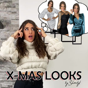 VIDEO: X-MAS Looks by Shentyt