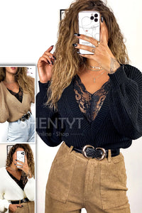 Jersey Anne (3  colores)