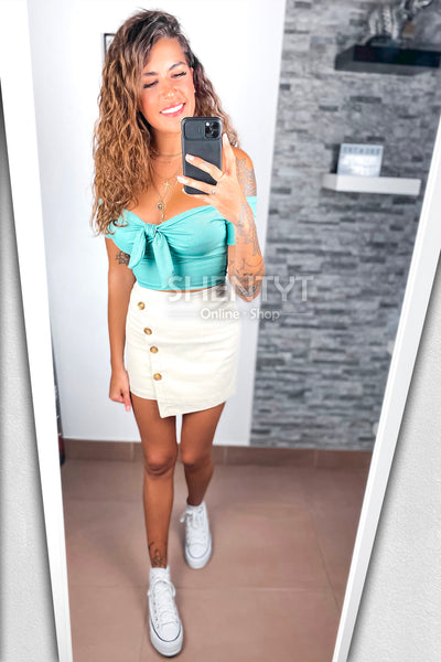 Croptop Desiree (4 Colores)