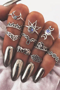 Pack Anillos Eleuthera (10 uds)