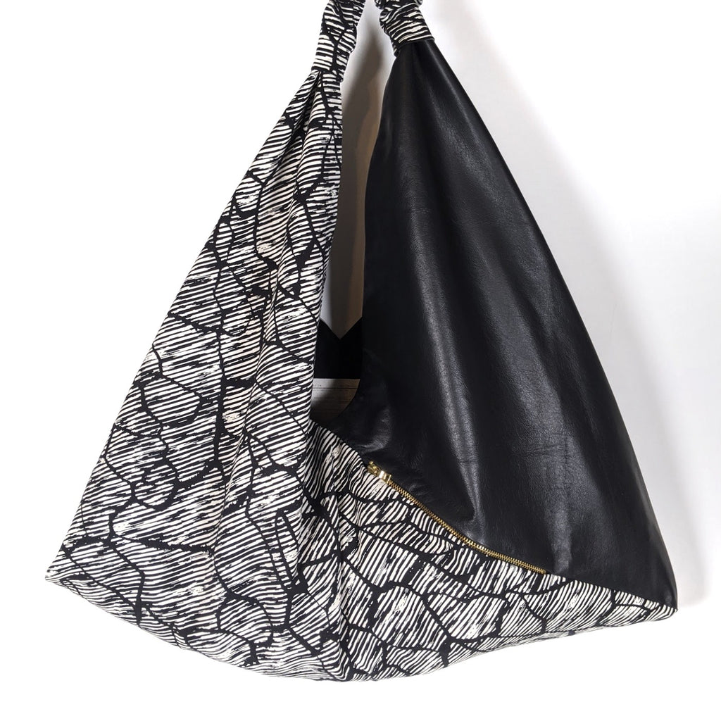 Kenza Origami Bag | Oversized