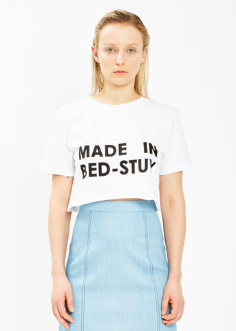 Bed-Stuy Cropped T