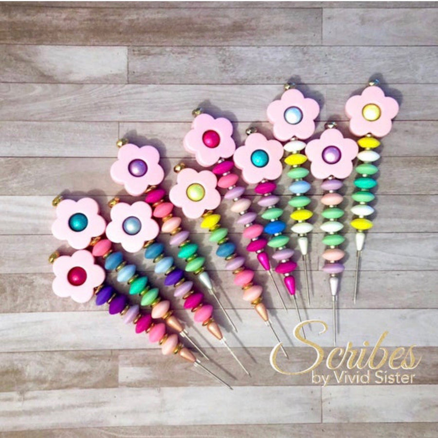 Flower Brights Cookie Scribes