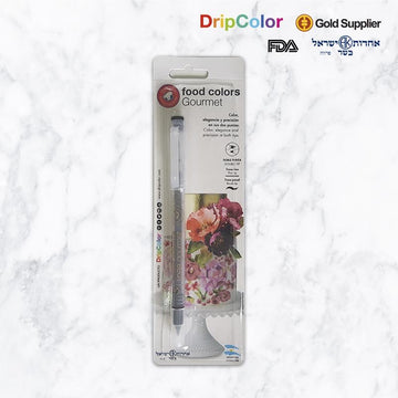 Jet Black Drip Color Edible Food Art Marker DripColor