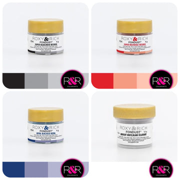 Essentials Collection Fondust Dusting Colour