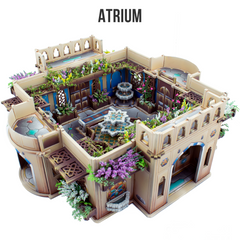 Alcazaba Atrium assembly instructions