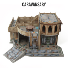 Alcazaba Caravansary assembly instructions