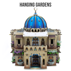 Alcazaba Hanging Gardens  assembly instructions
