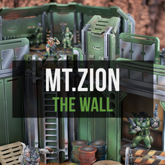 "Mt. Zion ""The Wall"""