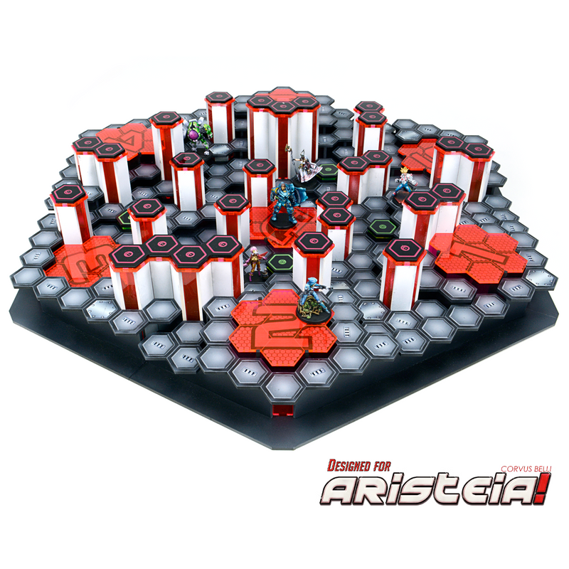 Aristeia! Ultimate Hexadome