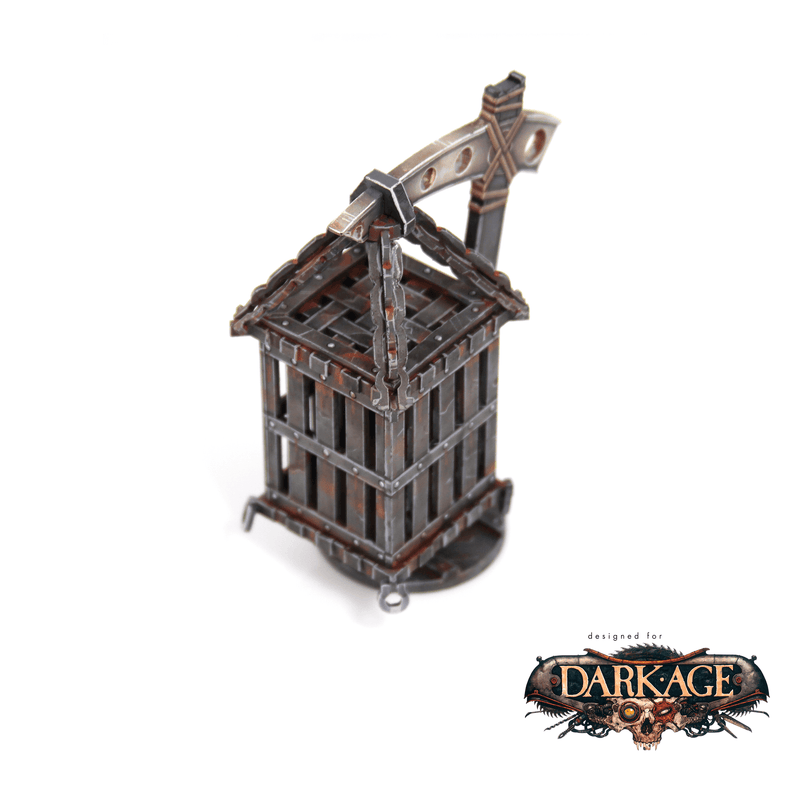 Dark Age Slave Cages
