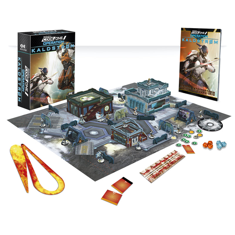 Operation: Kaldstrom Bundle with FREE Limited Edition Miniature