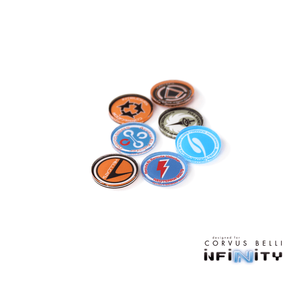 Beyond Icestorm Full Color Unit Markers