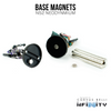 Base Magnets 100pc.