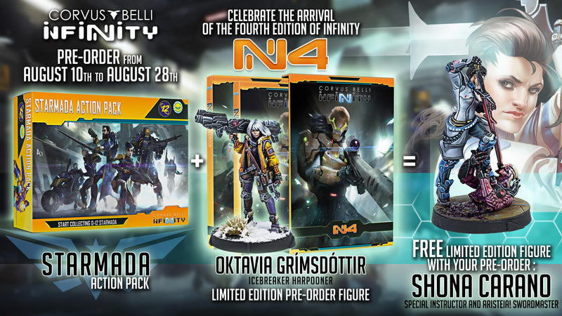 Infinity N4 Exclusive Bundle