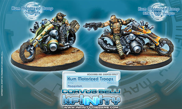 KUM MOTORIZED TROOPS