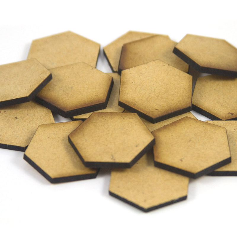 Hexagonal Miniature Bases