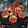 MayaCast Support Markers