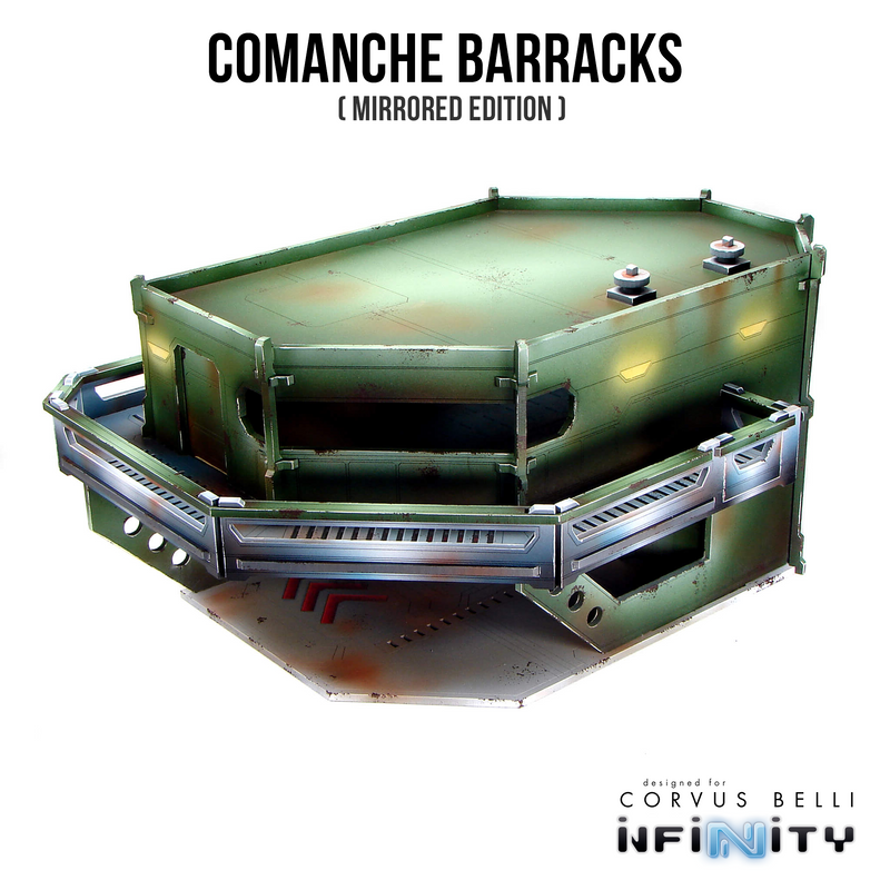 Comanche Barracks