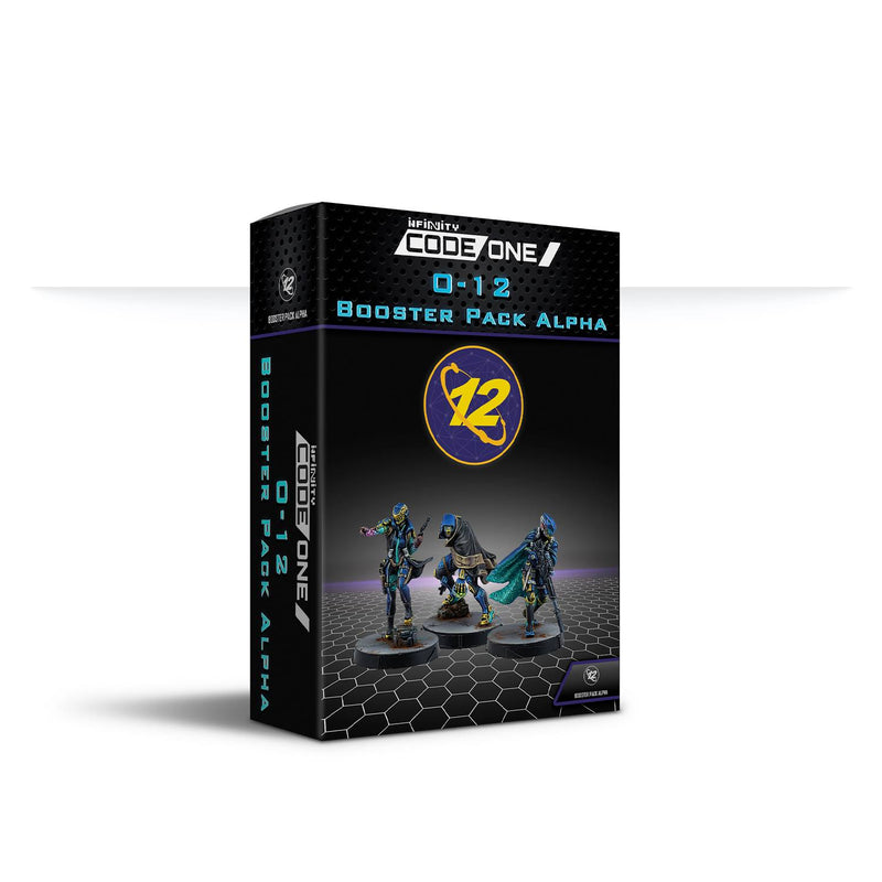 O-12 Booster Pack Alpha