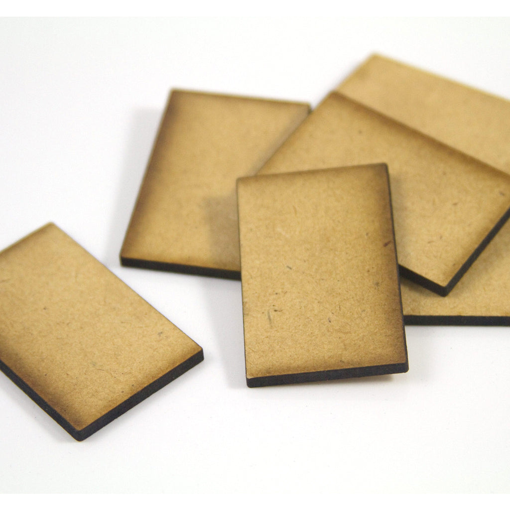 Rectangular Miniature Bases