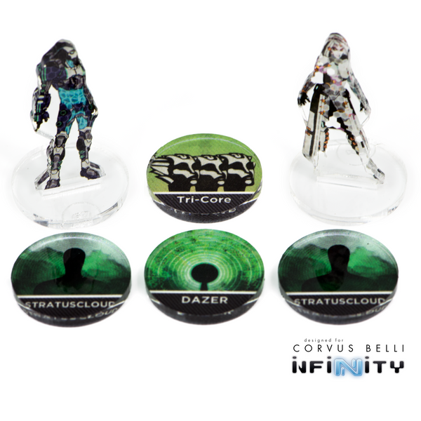 Spiral Corps Marker Pack