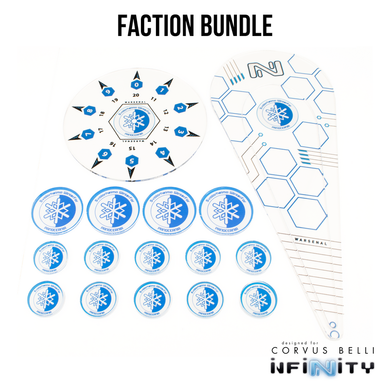 Infinity Faction Bundle
