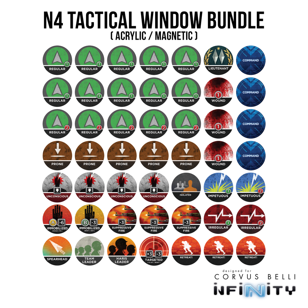 N4 Tactical Window Bundle