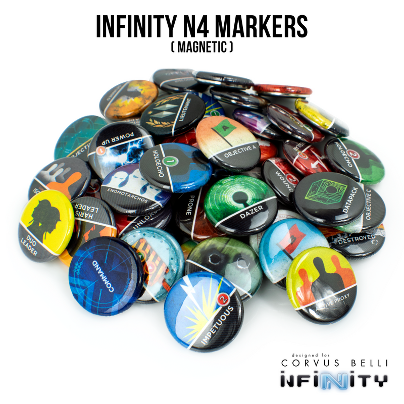 INFINITY N4 MAGNETIC MARKERS