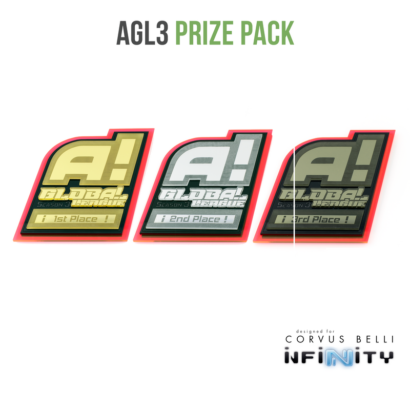 Aristeia Tournament Trophy Pack