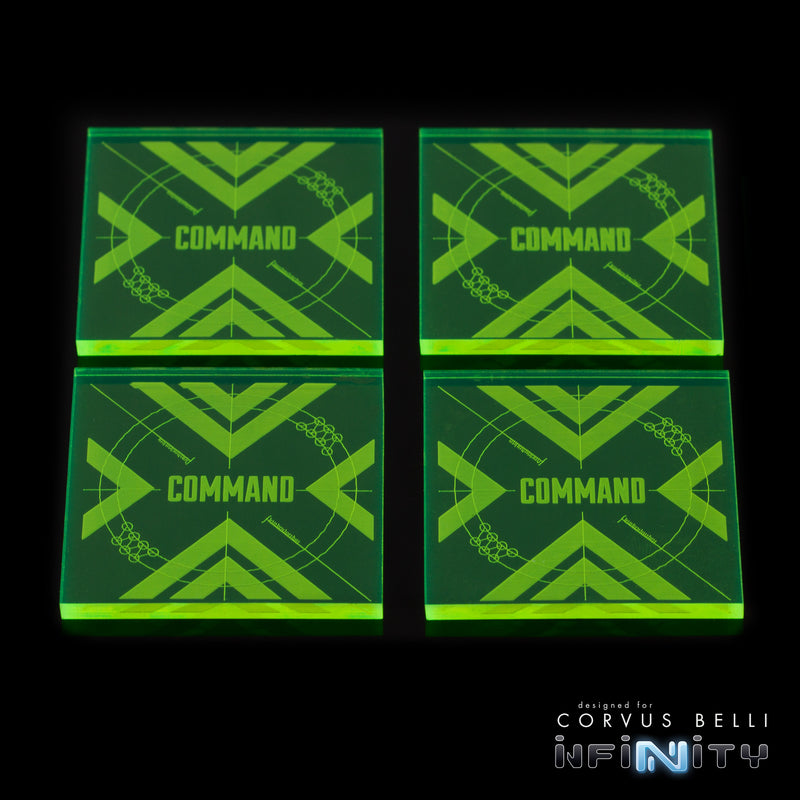 Command Tokens