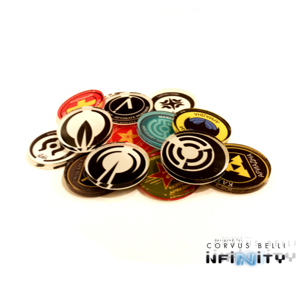 Infinity Full Color Unit Markers - Aleph