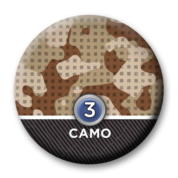 Magnetic Infinity Camo Markers